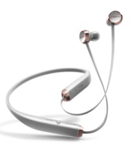 Sol Republic Shadow Wireless In-Ear Headphones (Grey/Rose Gold)