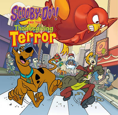 Scooby-Doo and the Thanksgiving Terror by Mariah Balaban image