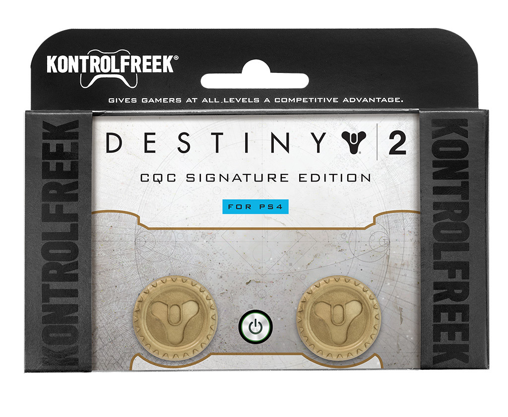 Kontrol Freek FPS Destiny 2 Limited Edition for PS4 image