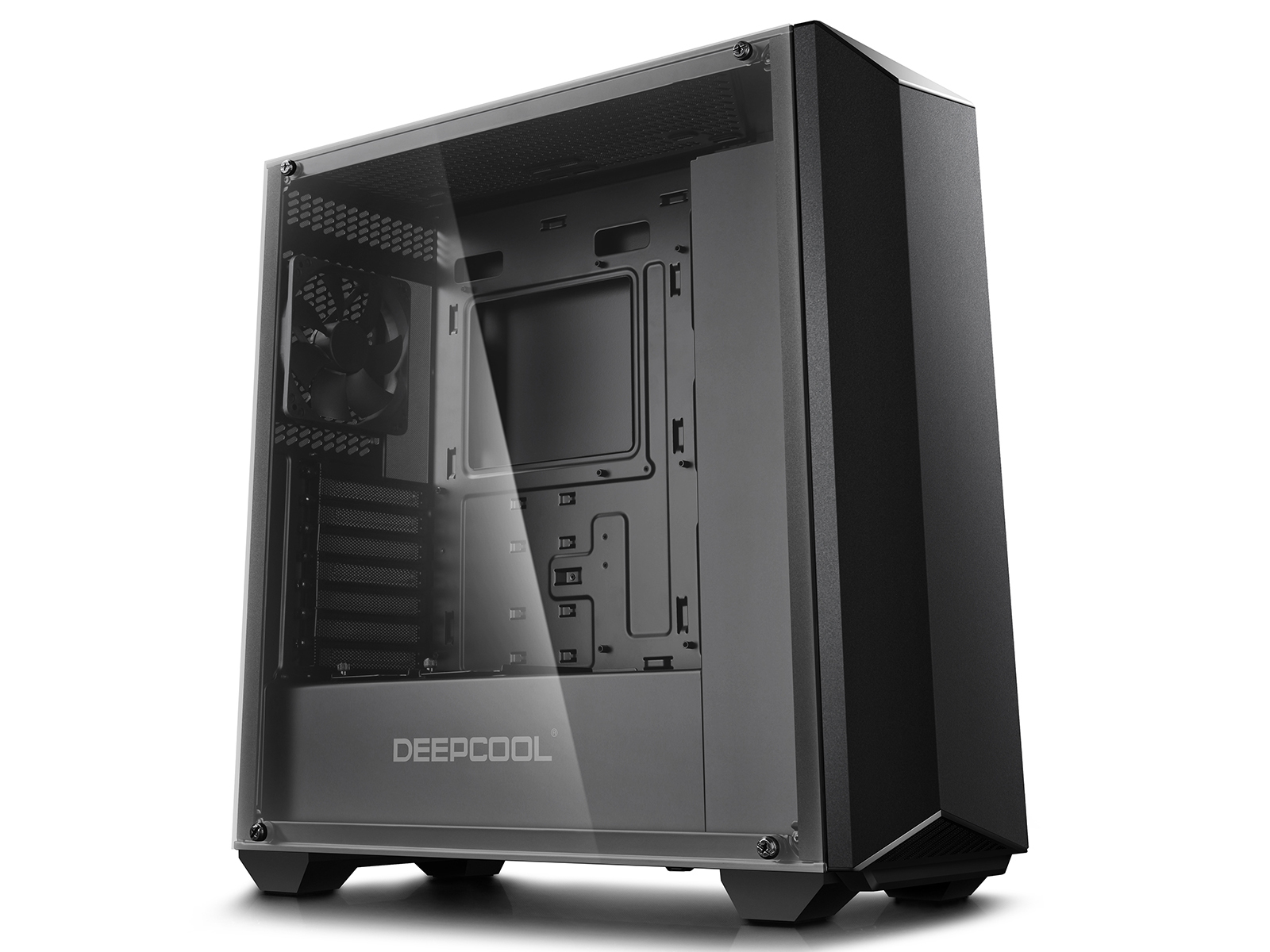 Deepcool Earlkase RGB Case w/ Expandable RGB Lighting image