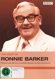 Best Of Ronnie Barker on DVD image