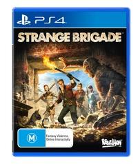 Strange Brigade for PS4