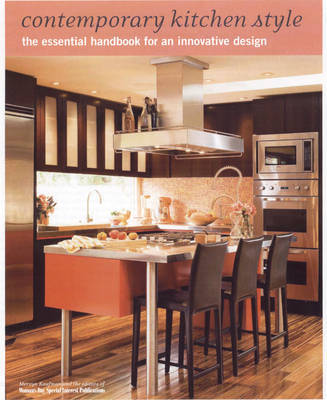 Contemporary Kitchen Style by Mervyn Kaufman
