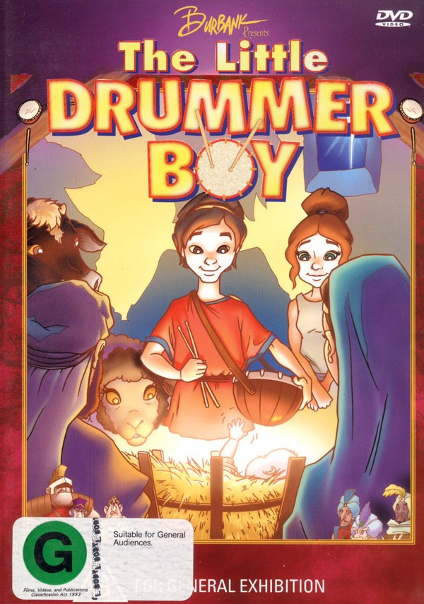 The Little Drummer Boy on DVD image