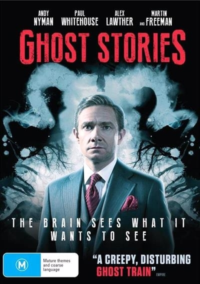 Ghost Stories on DVD image