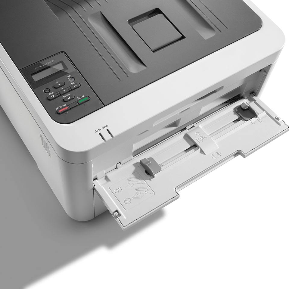 Brother HLL3210CW 18ppm Colour Laser Printer image
