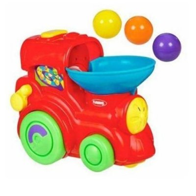 Playskool Busy Ball Choo Choo image