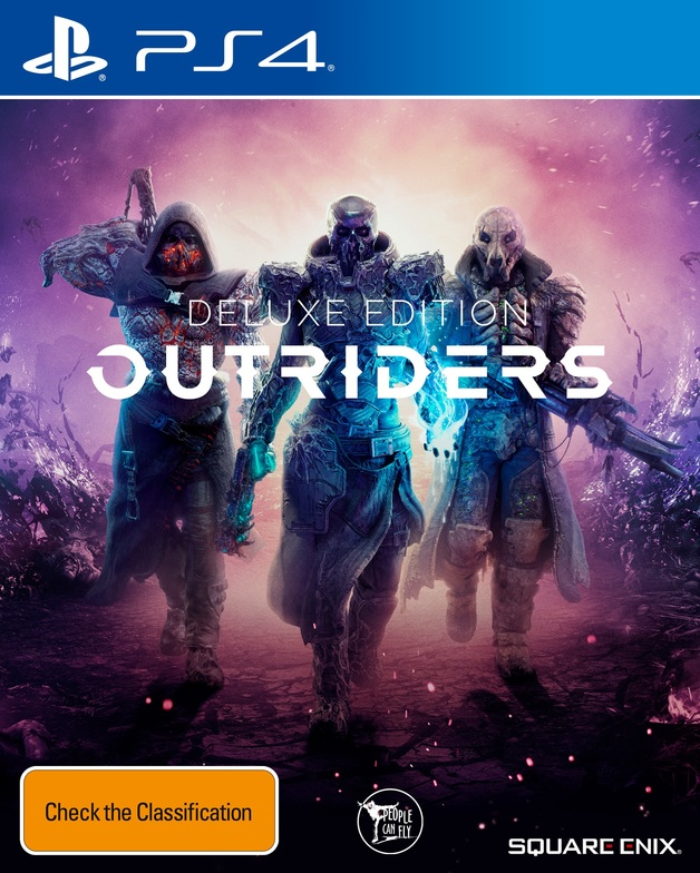 Outriders for PS4
