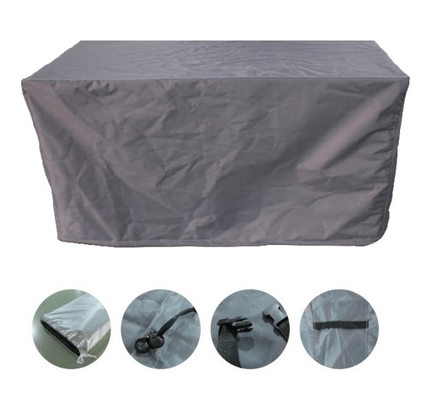 Outdoor Heavy Duty 5 - 7 Piece Rectangle Table Setting Furniture Cover -180(L) x 135(W) x 80cm(H)