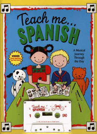 Teach Me Spanish by Judy Mahoney image