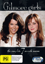 Gilmore Girls - The Complete Seventh Season (6 Disc Set) (New Packaging) on DVD