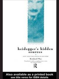 Heidegger's Hidden Sources by Reinhard May image