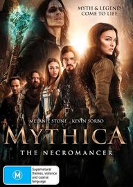 Mythica: The Necromancer on DVD