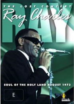 Ray Charles - Soul Of The Holy Land on DVD image