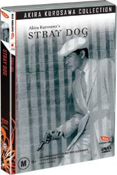 Stray Dog on DVD