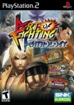Art of Fighting Anthology for PlayStation 2