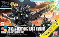1/144 HGBF Gundam Lightning Black Warrior - Model Kit