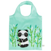 Panda Foldable Shopping Bag