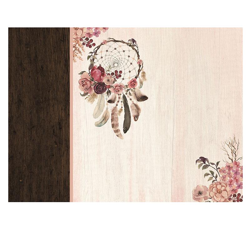 Kaisercraft: D Ring Album - Gypsy Rose image