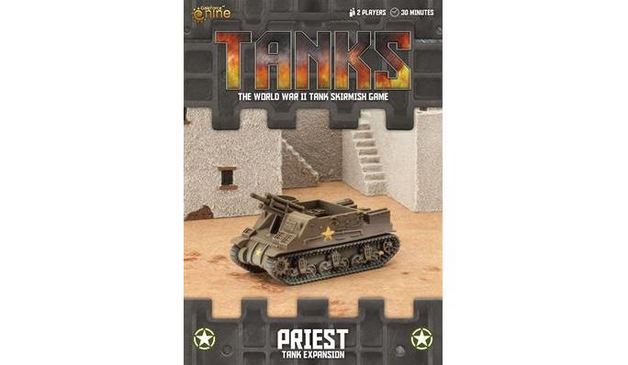 TANKS: American Priest Tank