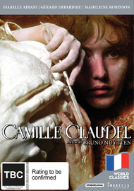 Camille Claudel (World Classics Collection) on DVD