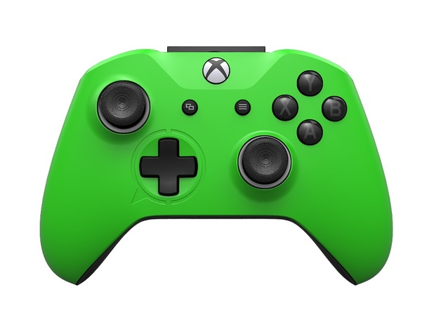 SCUF Prestige Gaming Controller - Green for Xbox One