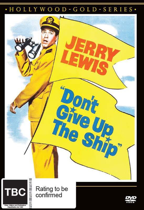 Don't Give Up The Ship on DVD