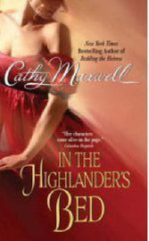 In the Highlander's Bed by Cathy Maxwell image
