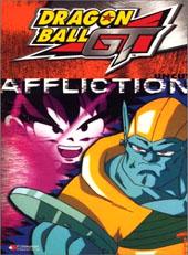 Dragon Ball GT Vol 01 - Affliction on DVD