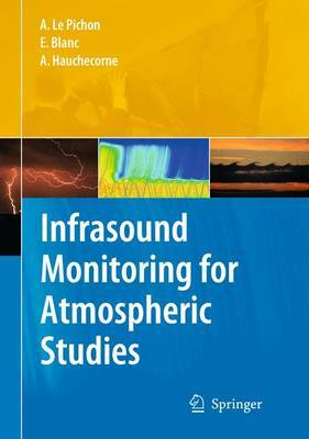 Infrasound Monitoring for Atmospheric Studies image