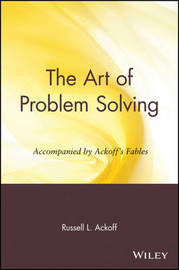 The Art of Problem Solving by Russell L. Ackoff image