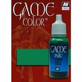 Vallejo Game Colour Green Ink 17ml