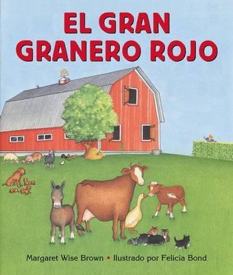 Big Red Barn Board Book (Spain by Margaret Wise Brown image
