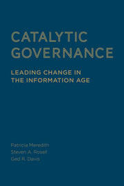 Catalytic Governance by Patricia Meredith image