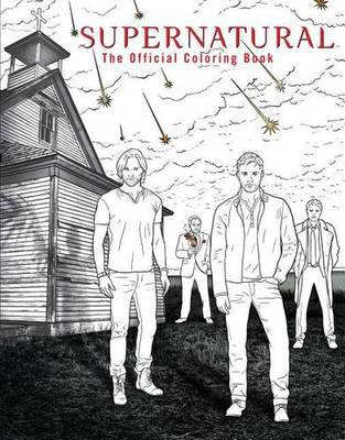 Supernatural - The Official Coloring Book