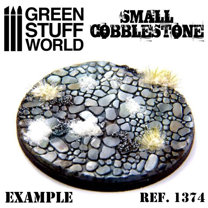 Green Stuff World Texture Rolling Pin: Small Cobblestone image