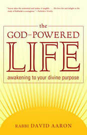 The God-Powered Life by David Aaron image