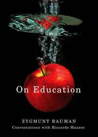 On Education by Zygmunt Bauman