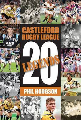 Twenty Legends by Phil Hodgson
