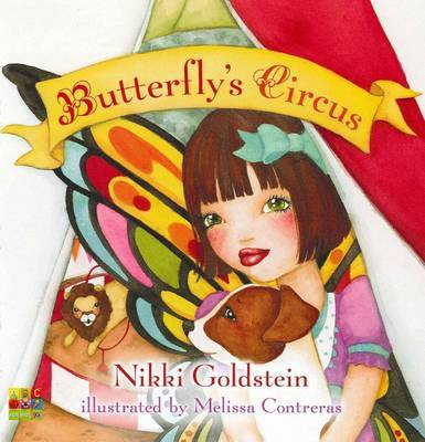 Butterfly's Circus by Melissa Contreras image