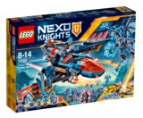 LEGO Nexo Knights - Clay's Falcon Fighter Blaster (70351)