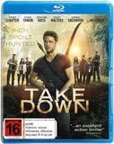 Take Down on Blu-ray