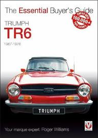 Triumph TR6 by Roger Williams image