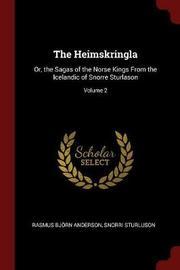 The Heimskringla by Rasmus Bjorn Anderson image