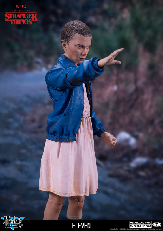 """Stranger Things: 7"""" Eleven - Action Figure"""