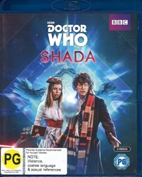 Doctor Who: Shada on Blu-ray
