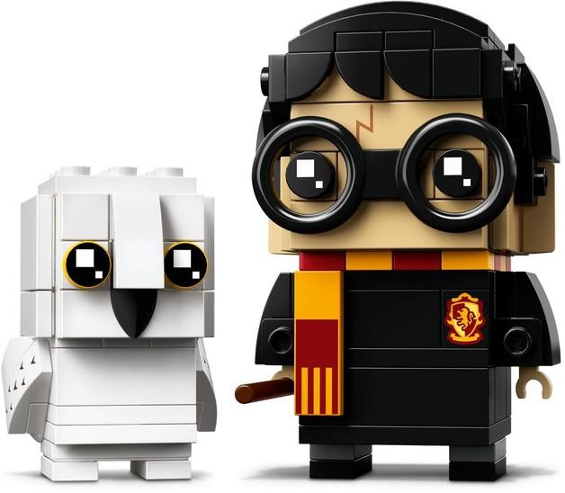 LEGO Brickheadz: Harry Potter & Hedwig (41615)