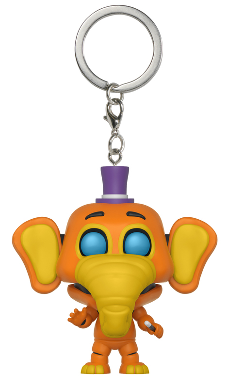 Five Nights at Freddy's: Pizza Simulator - Orville Elephant Pocket Pop! Keychain