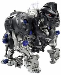 Zoids Wild: ZW10 Knuckle Kong - Model Kit