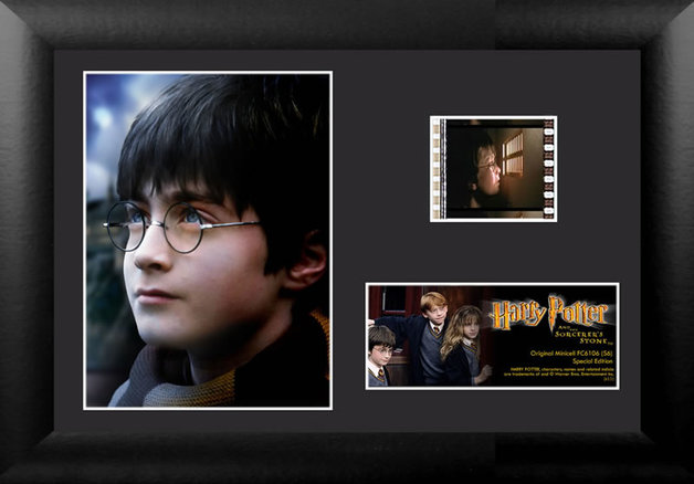 FilmCells: Mini-Cell Frame - Harry Potter (Sorcerer's Stone - Scarf)